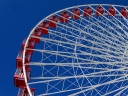 Red White & Blue Wheel