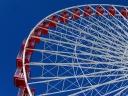 Red White & Blue Wheel
