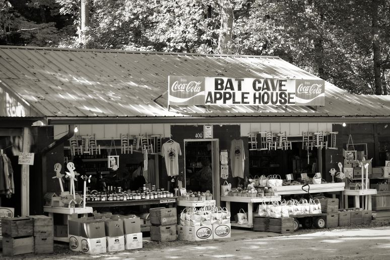 Bat Cave Apple House