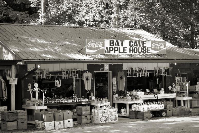 Bat Cave Apple House