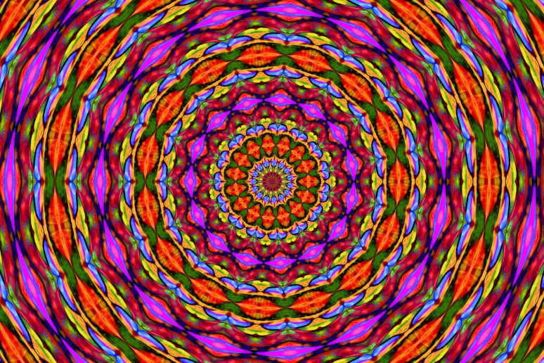 Madonna Kaleidoscope