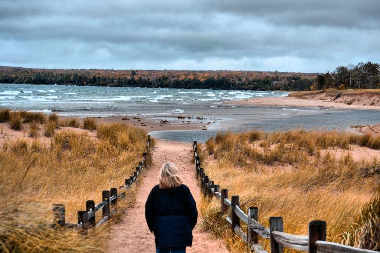 Walk to the Water Art