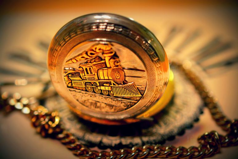 The Golden Train of Train
