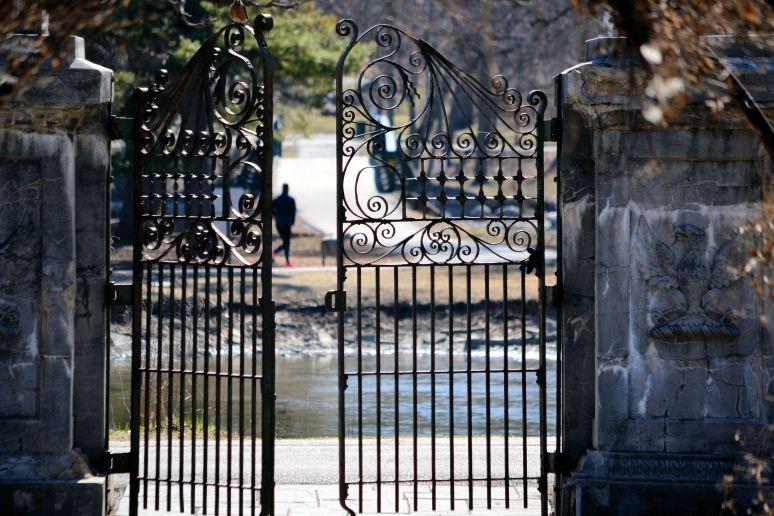 A Secret Gate